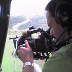 Jason Shoots Aerial Footage For Branson Airport, April 2008