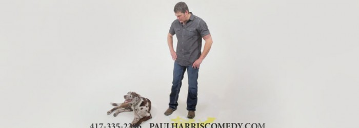 Paul Harris and the Cleverlys: Comic Relief