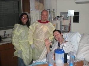 jesse josh jason at hospital