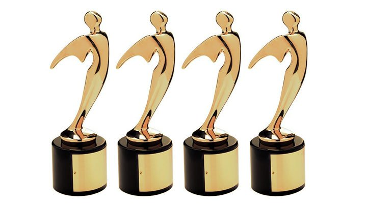 Telly Award Statues