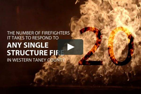 Fire department recruiting video Western Taney County MO - Did You Know